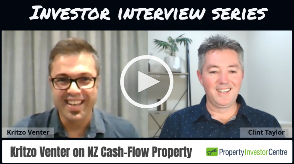 Investor Interview – Kritzo Venter